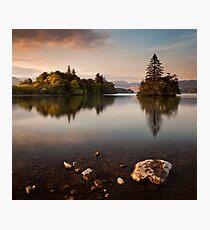 Lough Eske Calm Photographic Print