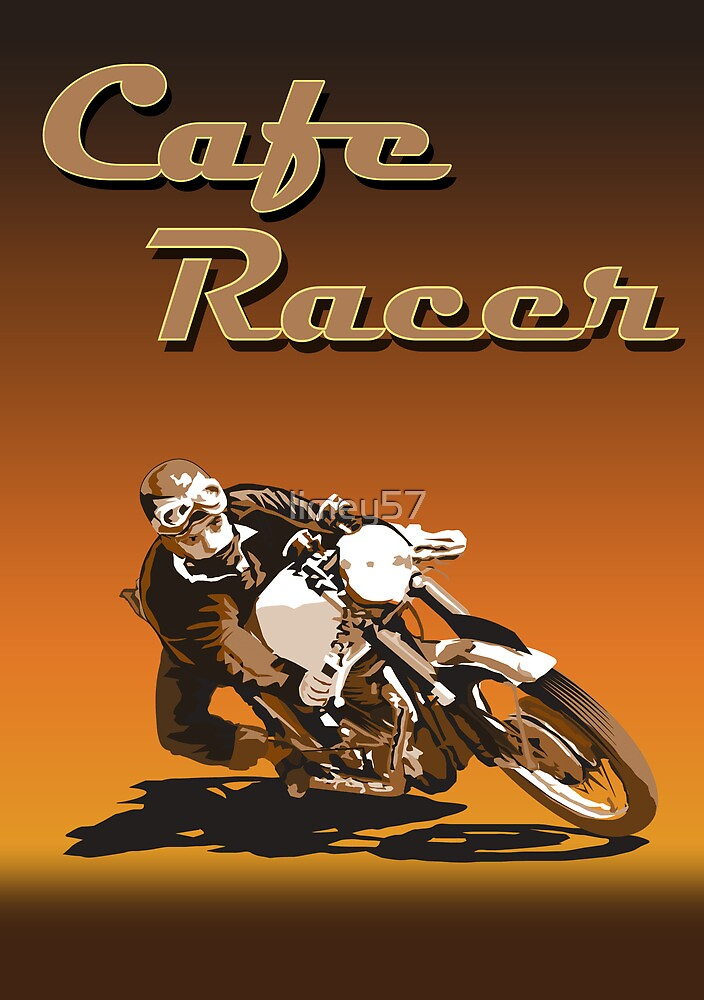 Cafe Racer by Steve Harvey