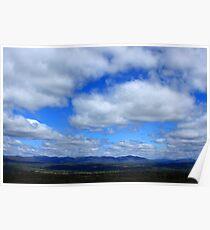 View of Lake Minnewaska State Park Poster