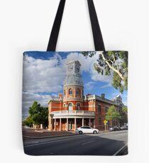 Midland-Town-Hole  Tote Bag