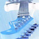 Ice Guitar by Judi Rustage
