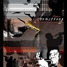 Louis Armstrong by celebrityart