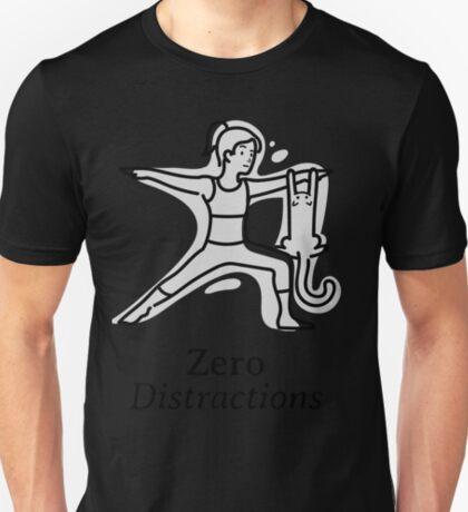 Zero Distraction Yoga Tee T-Shirt