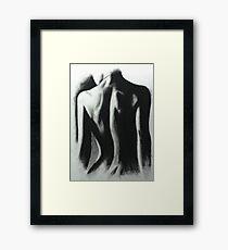 Raw Elegance  Framed Print