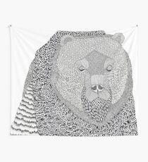 Where Bear Tapestry