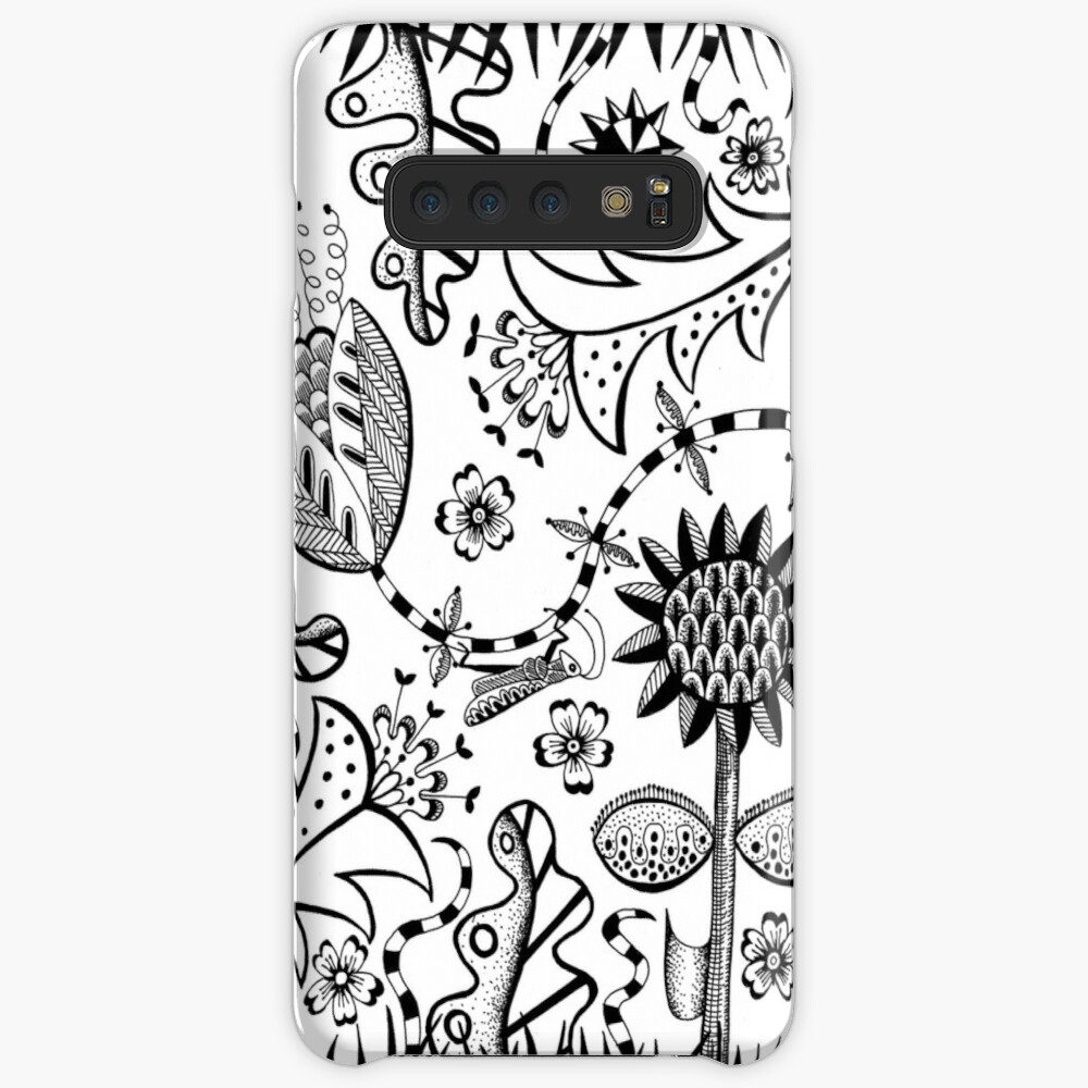 garden party Case & Skin for Samsung Galaxy