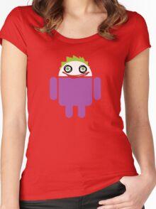Jokeroid Women's Fitted Scoop T-Shirt