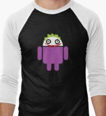 Jokeroid Men's Baseball ¾ T-Shirt