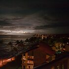 Thunder Over Maui by David Friederich