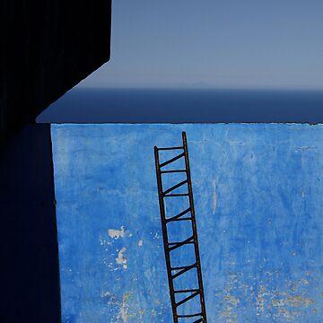 la scala verso il cielo by FrinK