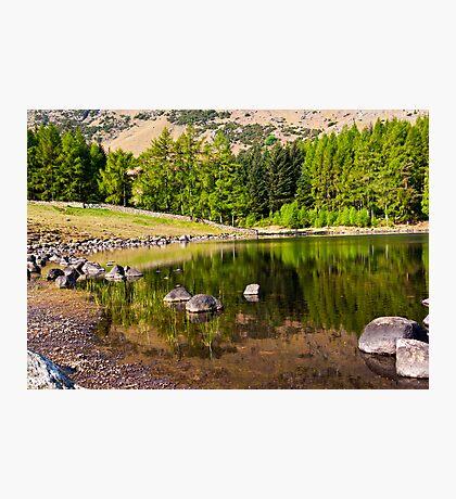 Reflections - Blea Tarn Photographic Print