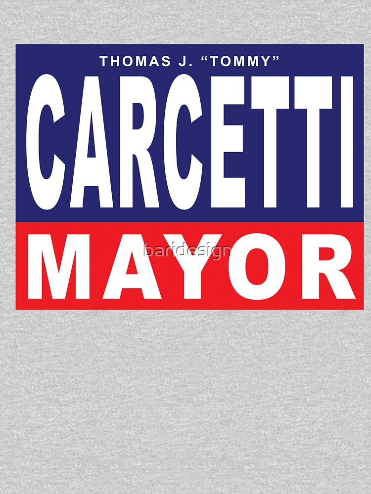Carcetti for Mayor by baridesign