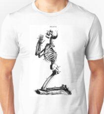 Praying Skeleton - Dem Bones Unisex T-Shirt