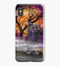 Boris Halloween. iPhone Case/Skin