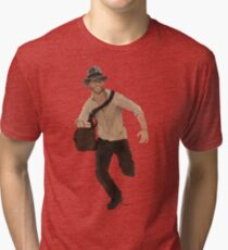 Indiana Jones  Tri-blend T-Shirt