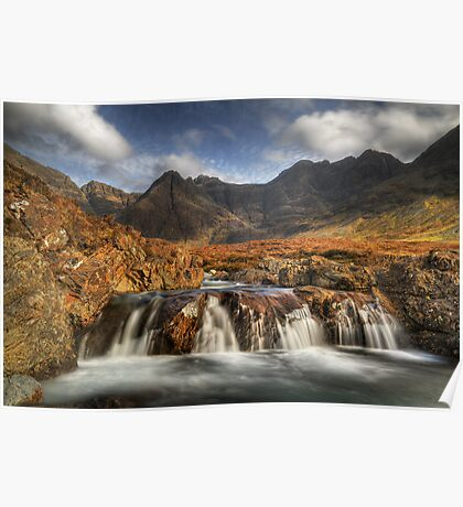Fairy Pools (4) Poster