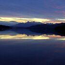 Loch Awe    Sunrise by Alexander Mcrobbie-Munro