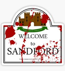 Welcome to Sandford Sticker