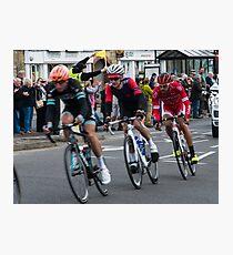 Tour De Yorkshire Photographic Print