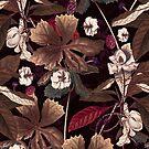 Winter Botanical Garden II by Burcu Korkmazyurek
