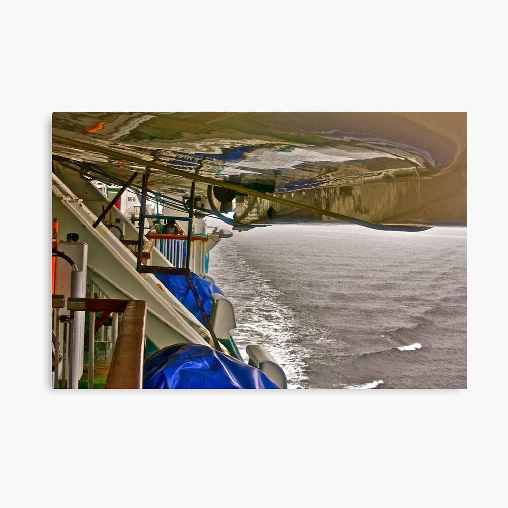 I am sailing , I am sailing , Home again 'cross the see. by Brown Sugar, Views (145) Ok! Thank you ! Canvas Print