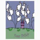 hoppy birthday by davepockett