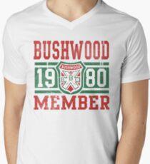 Retro Bushwood 1980 Member Men's V-Neck T-Shirt