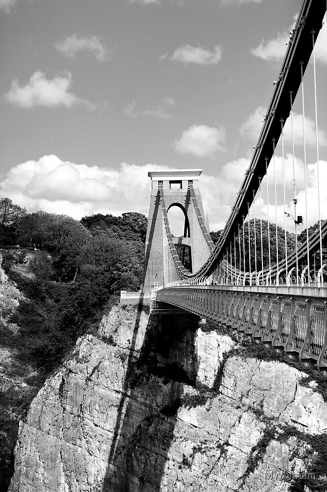 Clifton Suspension Bridge, Bristol, UK by MWhitham