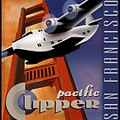 Pacific Clipper by Spyinthesky