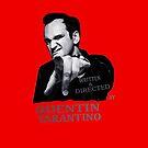 «Escrita y dirigida por Quentin Tarantino» de FKstudios