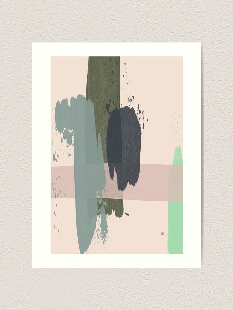 Alternate view of Wickerwork n° 4 Art Print