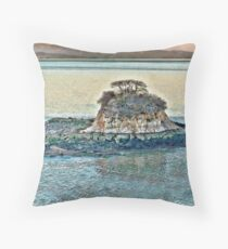Bay Island Throw Pillow