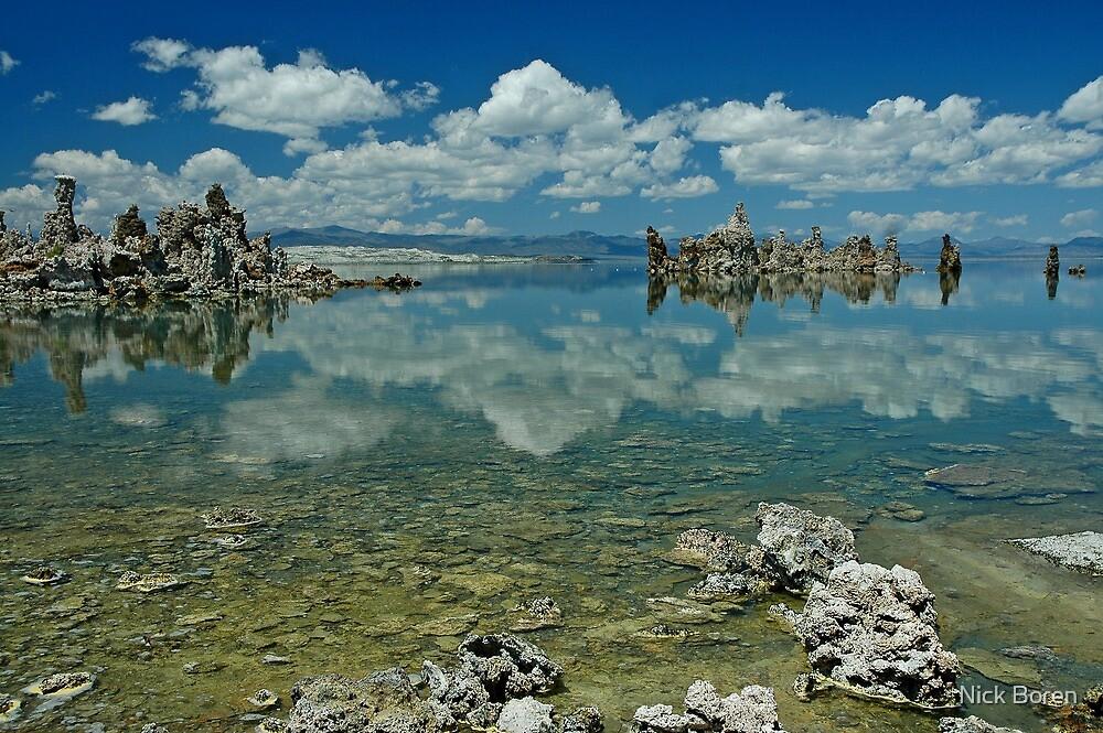 Mono Lake Landscape by Nick Boren