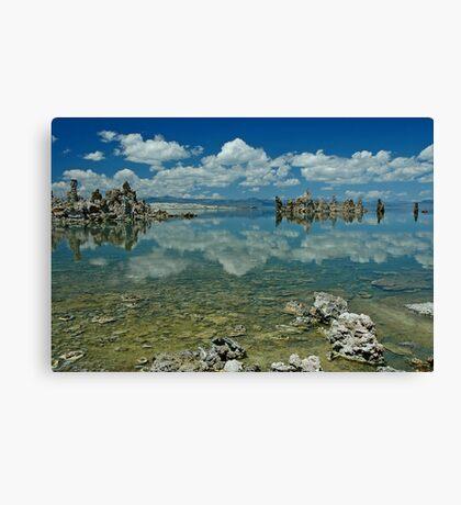 Mono Lake Landscape Canvas Print