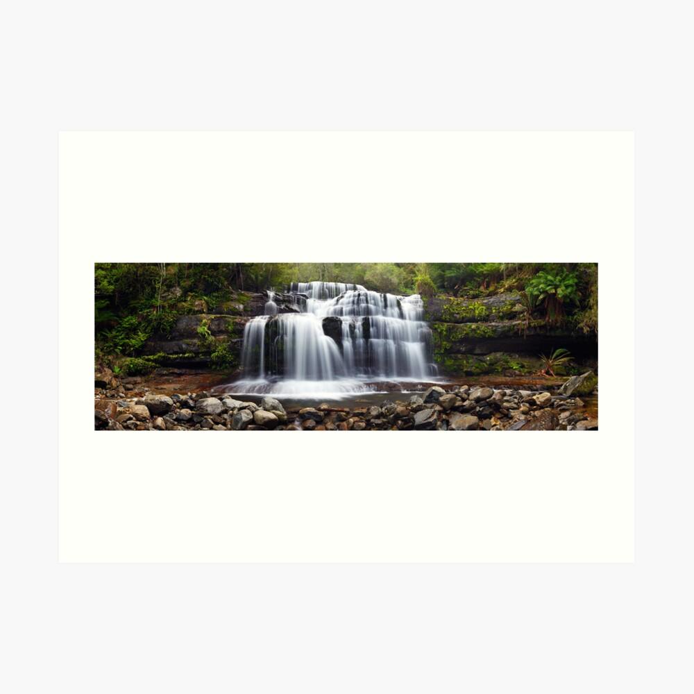 Liffey Falls, Great Western Tiers, Tasmania Art Print