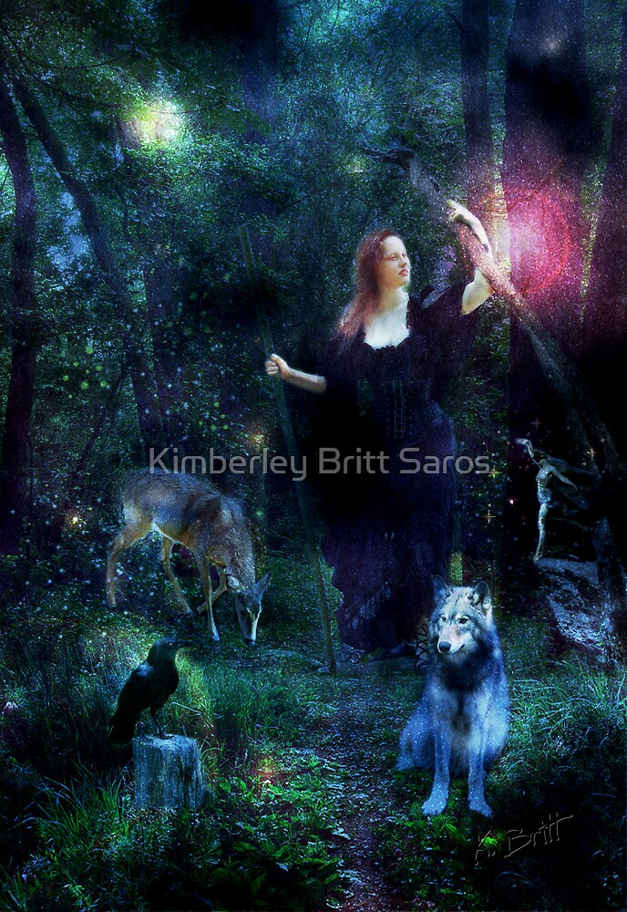 Pagan Roots by KBritt