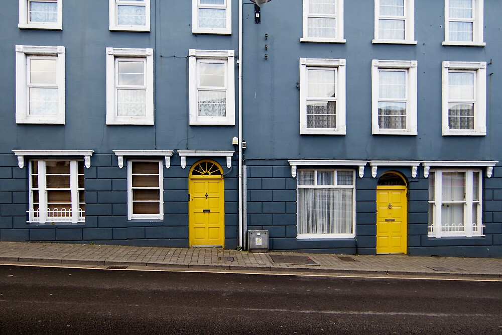 Irish windows by LilouTravel