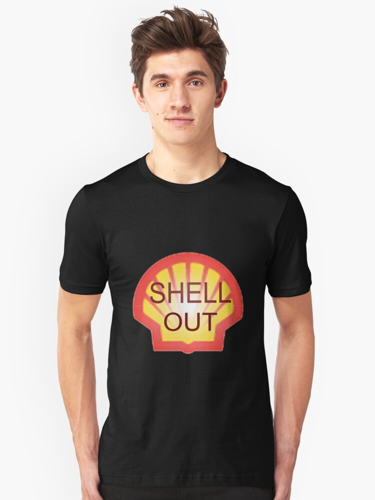 Shell Out !!! by Mike Pesseackey (crimsontideguy)