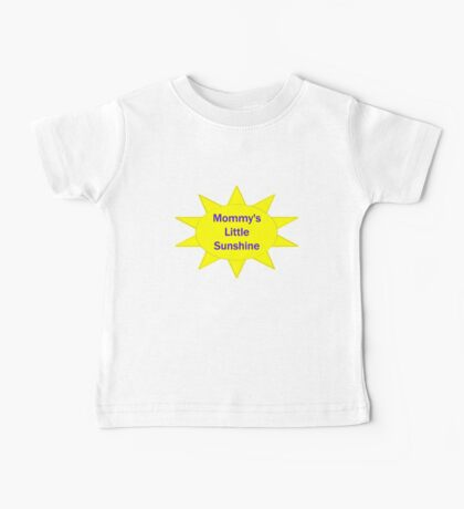 mommy's sunshine Kids Clothes