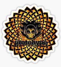 Protohype Beltane Merch Design Sticker