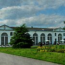 The Orangery At Kew Gardens by John Hare