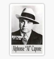 Al Capone Sticker