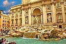 Fontana de Trevi by terezadelpilar ~ art & architecture