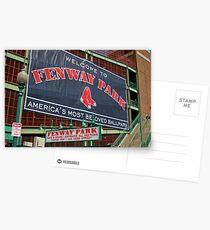 Fenway Pahk! Postcards