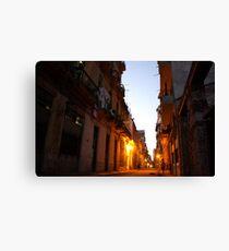 Old Havana Leinwanddruck