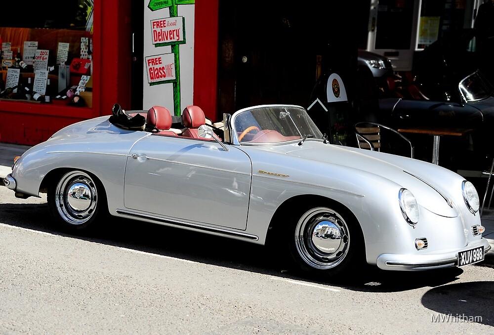 Porsche 365 Speedster by MWhitham