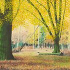 New Forest Autumn 2 by Richard Paul
