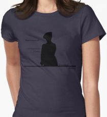 What is a weekend? Womens Fitted T-Shirt