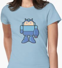 MEGADROID Women's Fitted T-Shirt