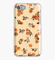 Bees and Honey iPhone Case/Skin
